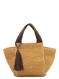 VIOLAd'ORO  crochet bag