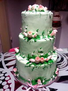 #weddingcake pasticceria LaMimosa di simocakedesigner.it