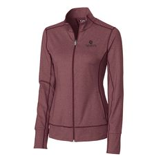 Cutter and Buck Dry Tec full zip - ladies. Perfect for cool mornings. Gorilla Marketing, - Promotional products Riverside - Corporate gifts Riverside - Promotional Items Riverside - Promotional Ideas-Corporate Awards-Corporate Gift Ideas-Products