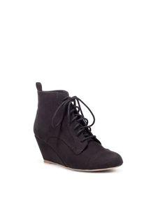 zara - mini wedge ankel boot