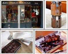 Jean-Charles Rochoux Chocolate. Best chocolatiers in Paris