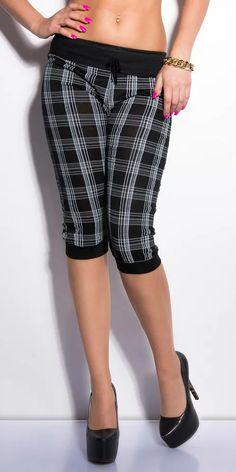 Kalhoty letní dámské Trunks, Capri, Swimming, Swimwear, Fashion, Drift Wood, Swim, Bathing Suits, Moda