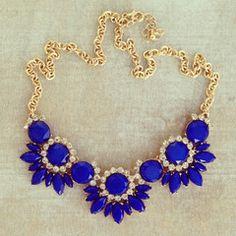 Honeymoon in Paris Necklace