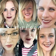 """Raisin #senegence #Lipsense Follow and order on my facebook page - """" Forever Beauty by Elvia"""""""