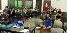 Teaching about iphonography & social marketing. #nashvillephotographer #ccn15photo