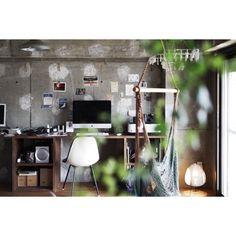 08 Mac Desk, Home Office, Office Desk, Interior Architecture, Interior Design, Work Desk, Loft, Design Inspiration, Interiors