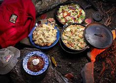 Winning Recipes for Campfire Cuisine