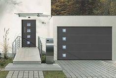Resultado de imagen para portones metalicos diseños modernos