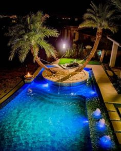 Backyard swimming pool ideas What is the best backyard pool.How do I decorate my backyard with a pool. Where should I put my pool. Luxury Swimming Pools, Luxury Pools, Dream Pools, Swimming Pools Backyard, Swimming Pool Designs, Amazing Swimming Pools, Awesome Pools, Backyard Hammock, Backyard Patio