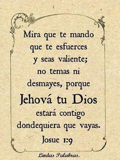 Bible│Versículos - #Versiculos - #Bible - #Dios Dear God, Spanish Quotes, Bible Quotes, Faith Quotes, Bible Scriptures, Bible Text, Thy Kingdom Come, Cristo, Rey