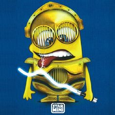Miniom C3PO