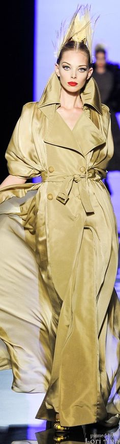 Jean Paul Gaultier Couture Fall 2011