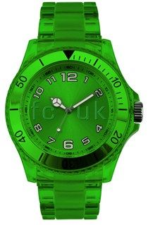 green watch jewels accessories green challenges electric green watch