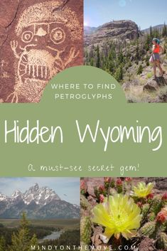 "Upon our journey to Yellowstone and Grand Teton National Parks, we stayed in the small western town of Dubois, Wyoming. We never thought to ask ""where can petroglyphs be found?"" but, nonetheless, we uncovered the hidden secrets of this cowboy land thanks to the help of some unexpected friends. Like all good travels, a surprising adventure ensued!"