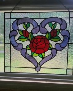 Stained Glass Crafts, Stained Glass Patterns, Stained Glass Windows, Suncatchers, Pullman Train, Tiffany, Design Inspiration, Valentines, Glass Animals