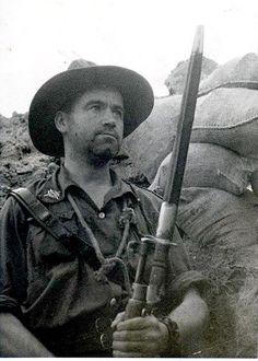 Cuesta de las Perdices #FrentedeMadrid. Un libertario de guardia. #infantería. 16 de junio de 1937.