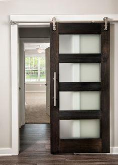 PREFINISHED 4-Lite Interior Door