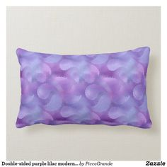 Double-sided purple lilac modern batik style fruit lumbar pillow Purple Accents, Purple Lilac, Pink, Lumbar Pillow, Bed Pillows, Batik Pattern, Pillows Online, Home Decor Online, Watercolor Pattern