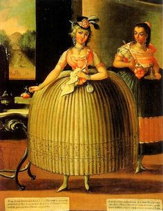 Castas painting Bolivian 18th c   The New World Orders Castas paintings and Colonial Latin America