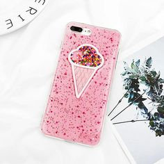 3D Ice Cream Powder Delight Iphone 7/7+ Case