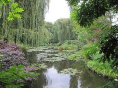 Monet's Garden Home in Giverny