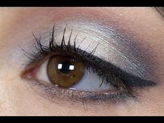 Glamorous Makeup For Brown Eyes
