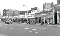 102-114 Peckham High Street, Peckham, Southwark, 1979 | Southwark Galleries | Ideal Homes