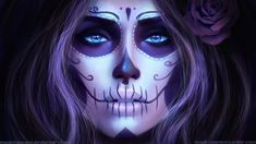The Day of the Dead Wallpaper