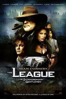 The League of Extraordinary Gentlemen (film) #film #movie #popular culture