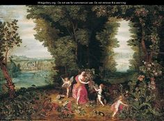 Jan Brueghel the Younger: Earth