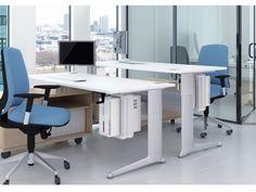 Elite Kassini Height Adjustable Desk £457 - BT Office Furniture & Interiors