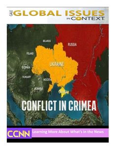 Kiev claims that pro-Russian rebels fired rockets and mortars at the vehicles carrying refugees out of the warzone in eastern Ukraine, killing dozens of people including women and children. The separatists denied any involvement. To learn more about Russia's annexation of Crimea and the conflict with Ukraine go to the Gale's Global Issues in Context.  Read on campus or off at: http://lits.columbiasc.edu/edenslibrary/azlisting.html#G