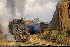 RailPictures.Net Photo: 442-55 Eritrean Railways 040+040T at Asmara, Eritrea by Fabrice Lanoue: