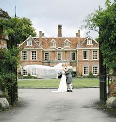 Lainston House is a first class wedding venue situated in Winchester