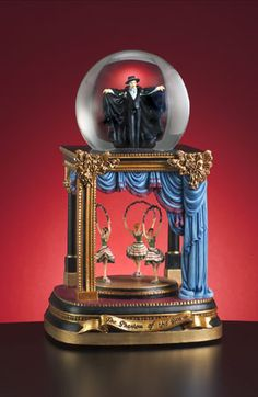 Phantom of the Opera - Dance of the Country Nymphs / Water Globes Music Box