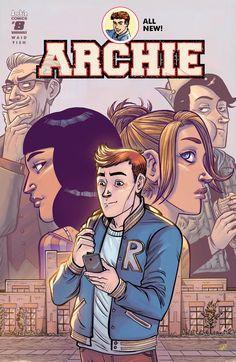 Archie #8 Variant - Faith Erin Hicks