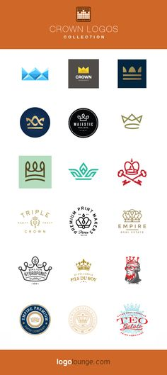 Logo Collection: Crowns