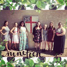 Go to church Sunday. #jobsdaughtersinternational