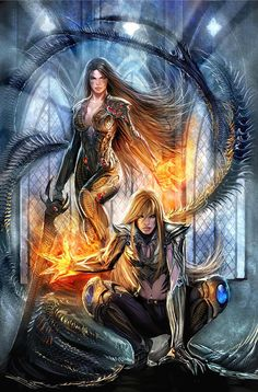 top cow witchblade 116 cover by *nebezial on deviantART