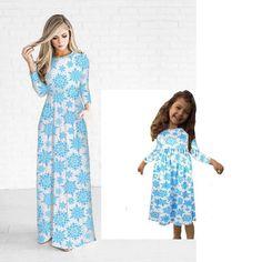 6476ba19aef 211 Best Mother Daughter Matching Dresses - dresslikemommy.com ...