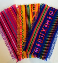 12 Colorful Mini Rebozos in assortment of colors and designs This fabric is called Rebozo Cambaya. In our culture the indigenous woman use them to carry their babies, protect themselves from the sun and provide warmth during the cold nights. Shawl is very versatile and decored with