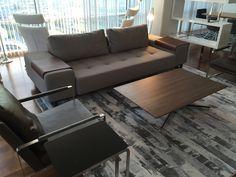 The VUE Condo, Uptown Charlotte, NC | FreeSpace Design - Euro-Modern Design Consultancy