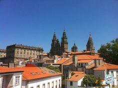 Santiago de Compostela en nuestro Top 10 Lugares de Galicia. http://ift.tt/1jc3rBc Santiago de Compostela también mola mucho :) #SantiagodeCompostela #Galicia #Santiago #Top10