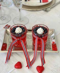 Constitution Day, Public Holidays, Norway, Ethnic Recipes, Food, Meals, Yemek, Eten