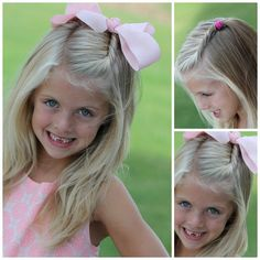 Back to School Hairstyles for Girls! 5 Styles that your little girl are sure to love!