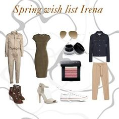 INSPO: SPRING WISH LIST IRENA