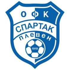 1919, OFC Spartak Pleven (Pleven, Bulgaria) #OFCSpartakPleven #Pleven #Bulgaria (L13043) Soccer Logo, Soccer Teams, Club, Juventus Logo, Branding Design, Football, Logos, Sports, Crests
