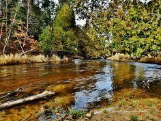 Sturgeon River Michigan GDW