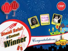 Finally the wait is over!  We are announcing the winners of our #DiwaliSafai Contest! A big thanks to everyone for participating! It has been a great pleasure receiving your entries, they were all amazing!  And now we'd like to congratulate Gunavathy Gun Jain, Reema Garg, Snehalata Jain who are the undoubted winners of the contest.