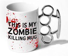 Zombie Killing Knuckle Mug JUST FUNKY http://www.amazon.com/dp/B00GYTQW1C/ref=cm_sw_r_pi_dp_IYaDub1XYXH7H